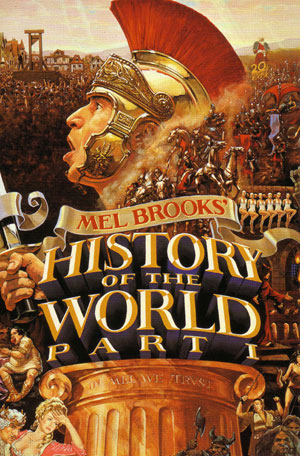History of the World Part I Mel Brooks Classic Spoof