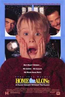 Home Alone Easy Version