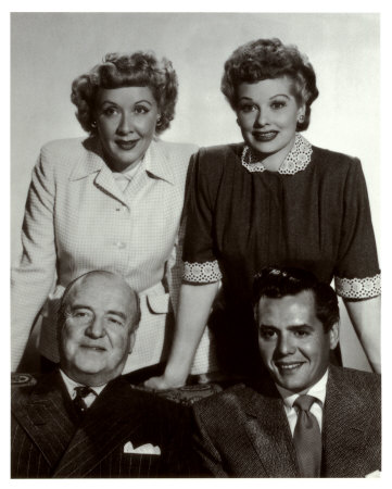 I Love Lucy  All About the Actors