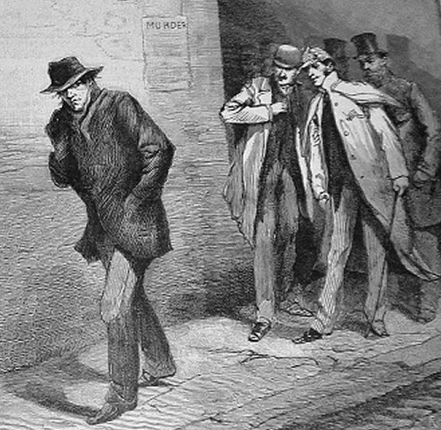 Jack the Ripper London Prostitute Slayings