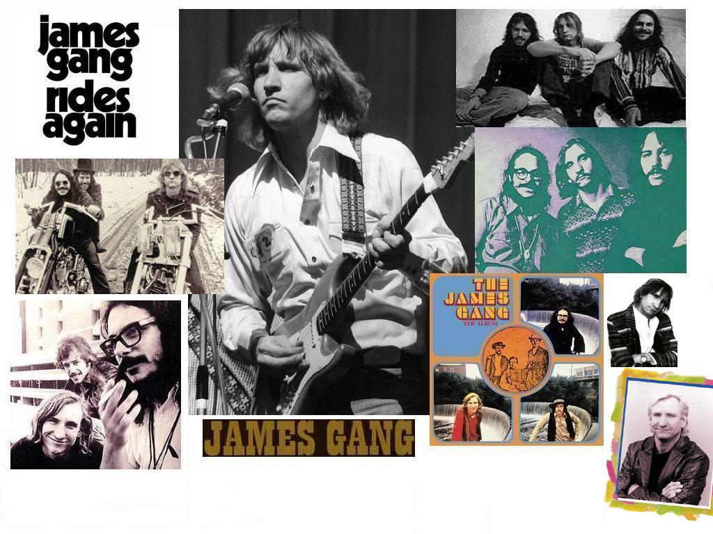 The James Gang Basics