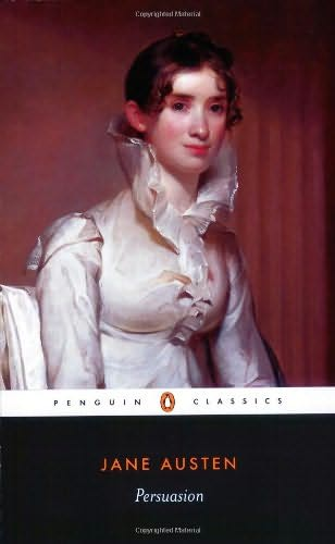 Persuasion Jane Austens Biography