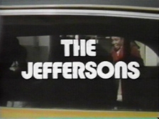 The Jeffersons  Wacky American Sitcom