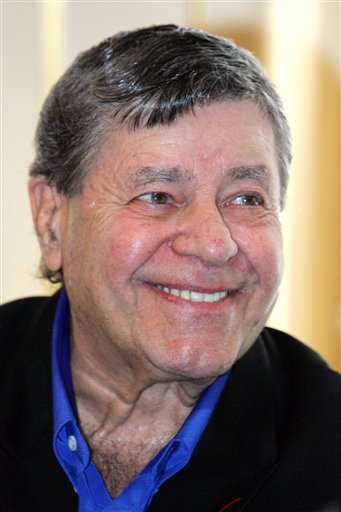 Jerry Lewis His Movie Characters