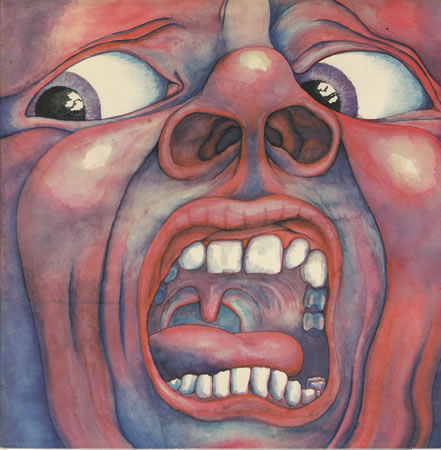 King Crimson The 60s 70s and 80s