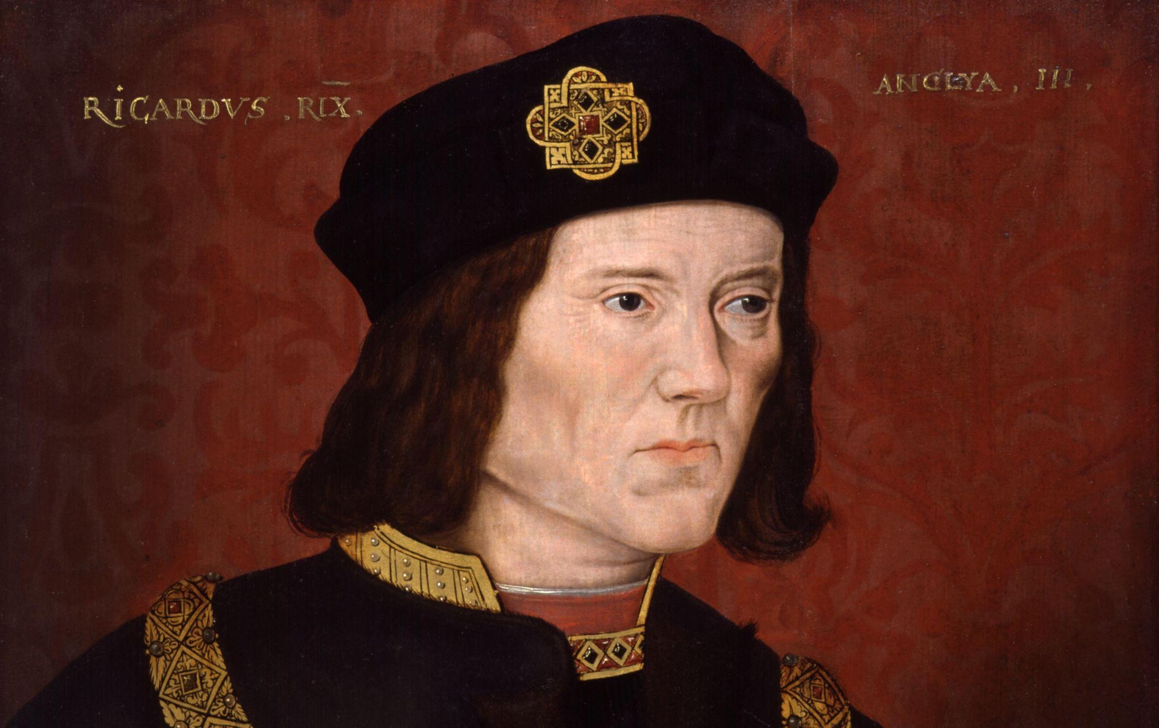 Richard III  naked villainy