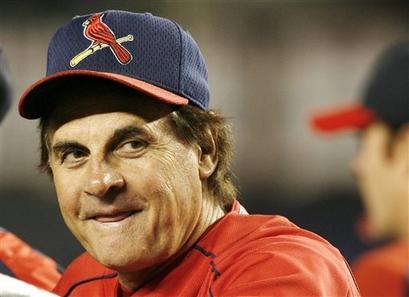 Tony La Russa Legendary Baseball Coach