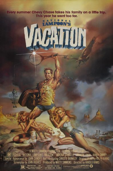 National Lampoons Vacation Movie Quotes
