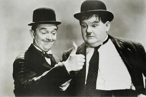 Laurel and Hardy Classic Comedy Duo