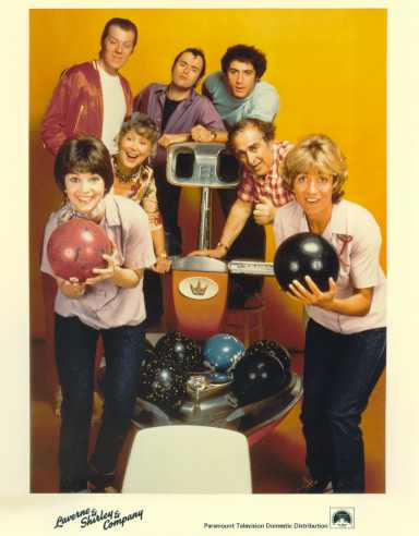Laverne  Shirley Beer Making Single Babes