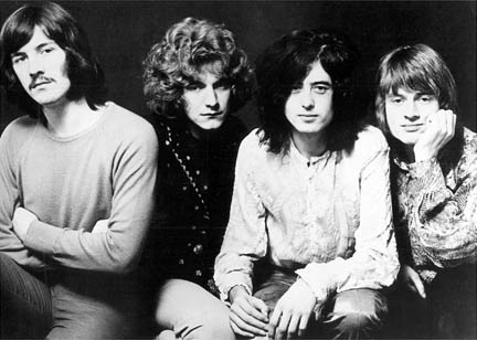Led Zeppelin Glory Years (1971 1975)