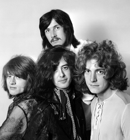 Led Zeppelin The Later Years (1975 1980)