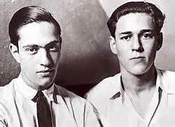 Leopold and Loeb  Thrill Killers