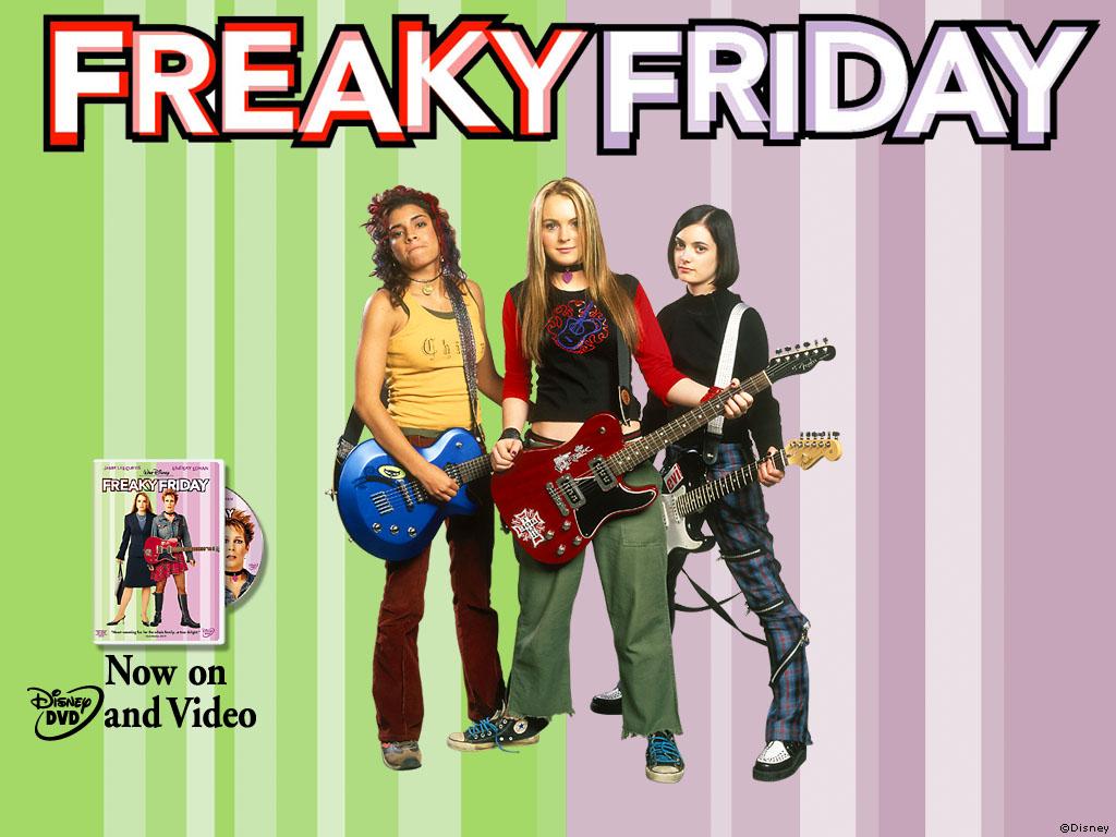 Freaky Friday (2003) зурган илэрцүүд