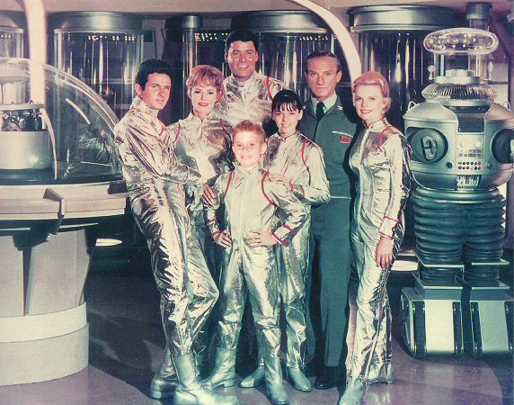 Lost in Space 60s Space Adventure