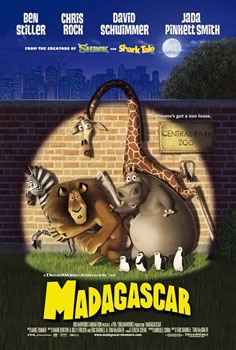 Madagascar Movie Characters