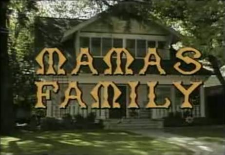 Mamas Family  Crazy 80s Sitcom