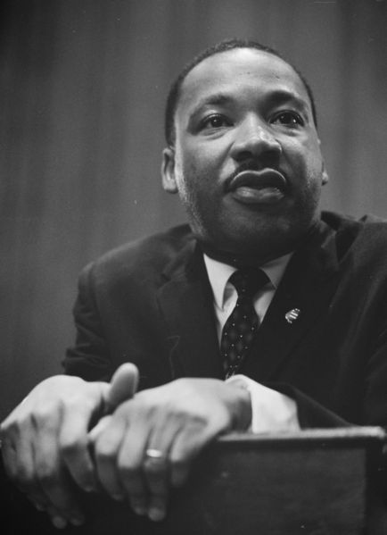 Martin Luther King Civil Rights Champion