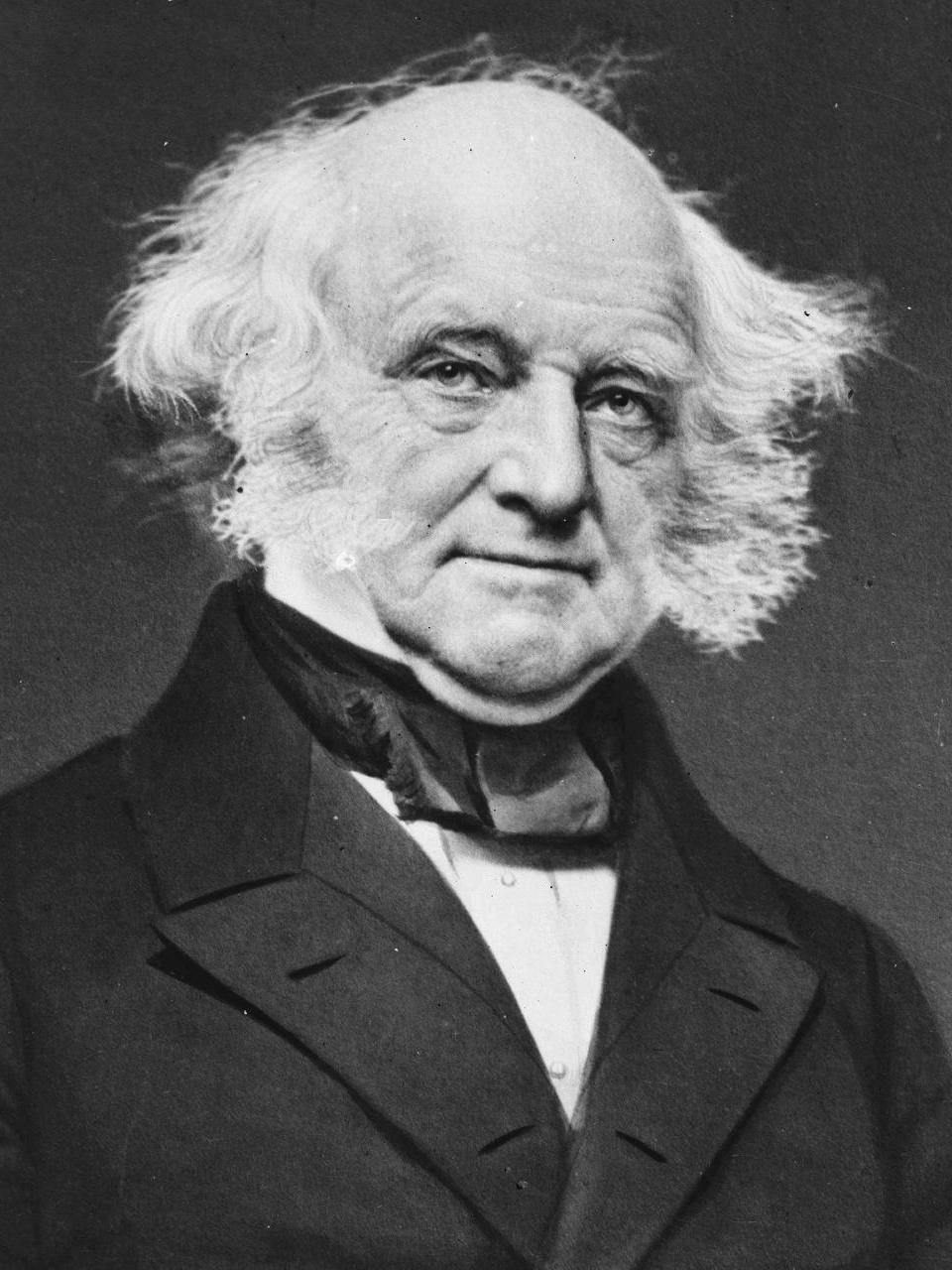 Martin Van Buren 8th U.S. President