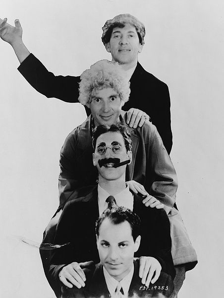 The Marx Brothers Absolute Comic Genius