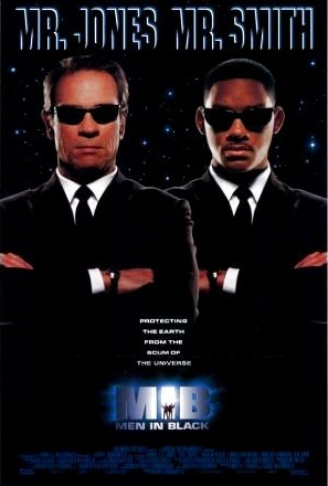Men in Black Fanatics Version