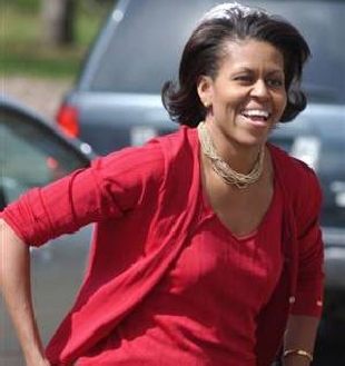 Michelle Obama Classy First Lady