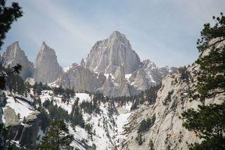U.S. Mountain Peaks