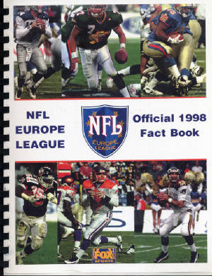 NFL Europe City Team Match Game