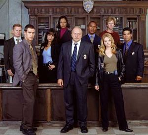 NYPD Blue The Female Cast Members