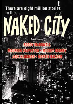 Naked City Landmark TV Crime Drama