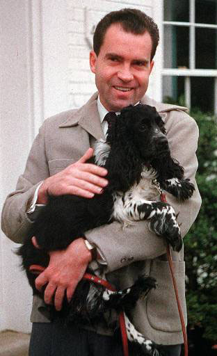 Presidential Dogs White House Pooches