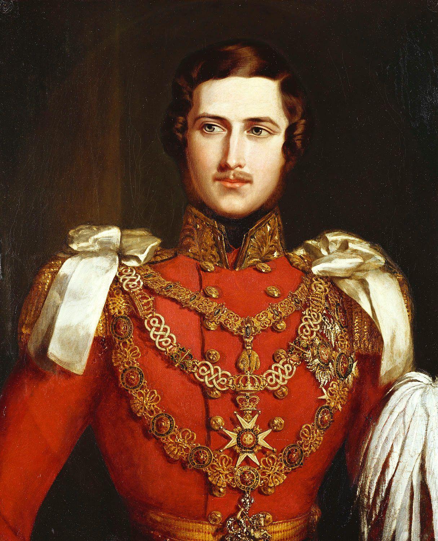 Prince Albert  Husband of Queen Victoria