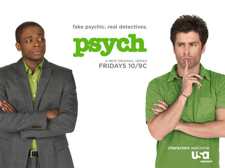 Psych TVs First Fake Psychic Show