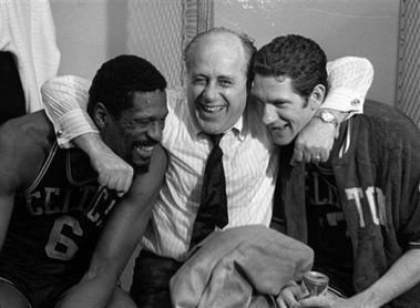 Red Auerbach  NBA legend