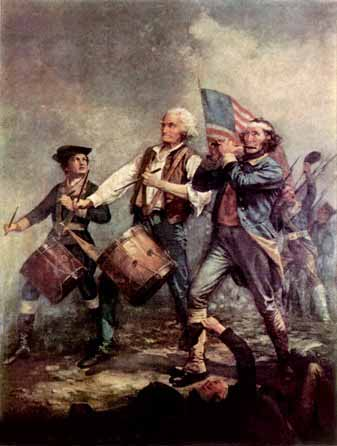 American Revolutionary War Basics