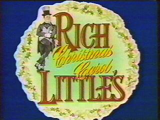 Rich Littles A Christmas Carol
