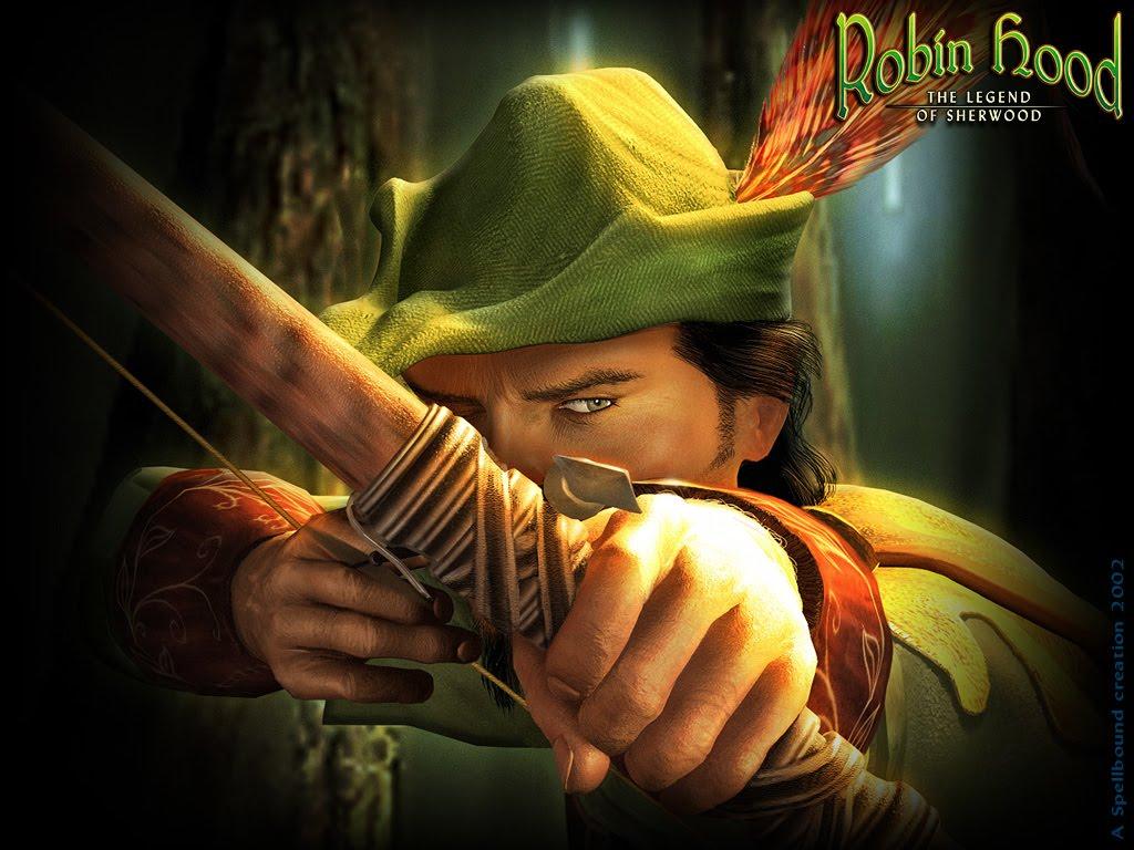 Robin Hood Legendary Outlaw