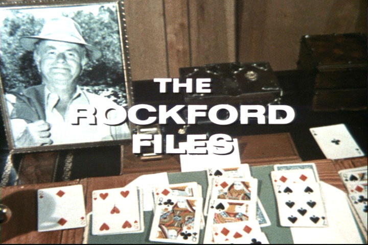 The Rockford Files The Series Basics