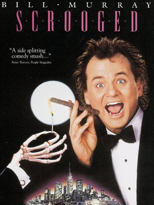 Scrooged An Unusual Take On a Classic