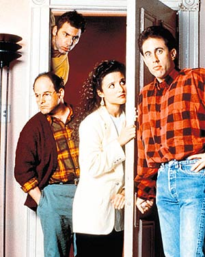 Seinfeld  All About George
