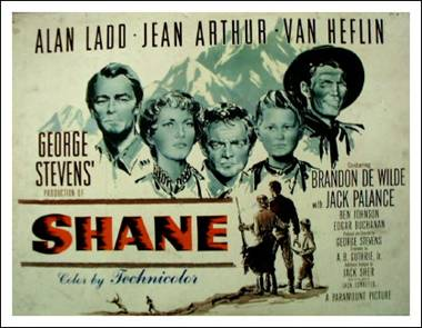 Shane The Greatest Western Of Them All