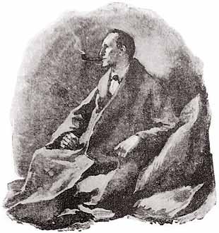 Sherlock Holmes Intellectual Detective