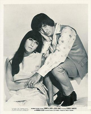 Sonny  Cher Funny Musical TV Couple