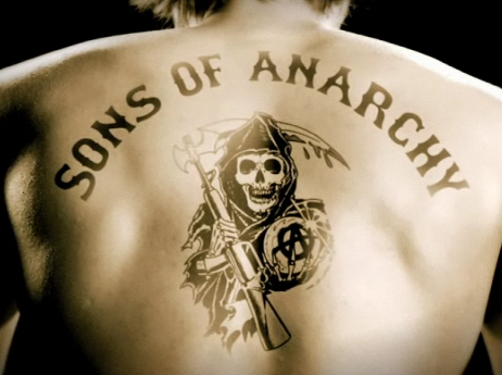 Sons of Anarchy Biker Gang Soap Opera