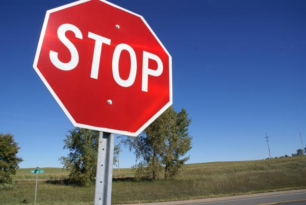 Traffic School Road Signs Part I