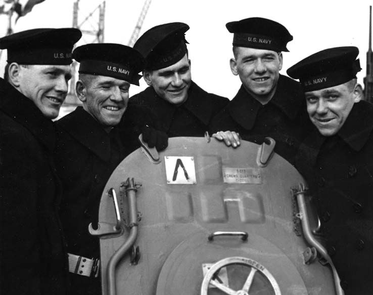 The Sullivan Brothers Military Heroes