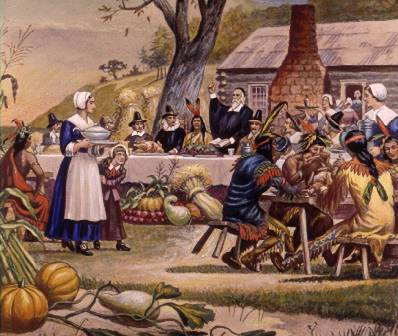 Thanksgiving in America