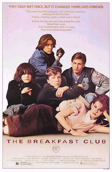 The Breakfast Club Movie Tidbits