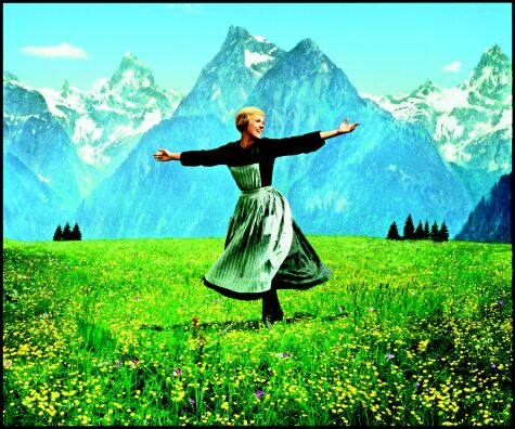 The Sound of Music The Hills are Alive