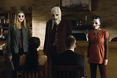 The Strangers Spooky Flick